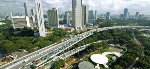 סינגפור. פרס עבור תשתית עירונית חכמה
