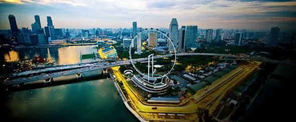 """סינגפור. """"העיר הבטוחה בעולם"""""""