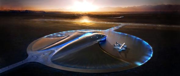 ספייספורט - שדה התעופה לטיסות חלל, ניו מקסיקו