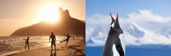 אנטארקטיקה | ברזיל