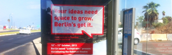 ברלין - הרעיונות שלך זקוקים למרחב, לברלין יש אותו
