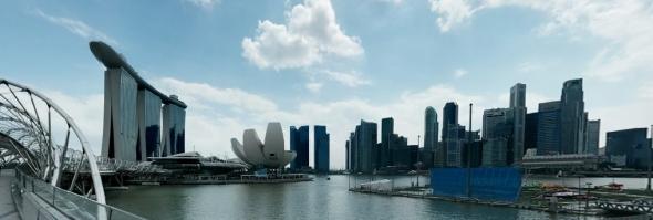 סינגפור, מרינה ביי, מקום 8 ביוקר המשרדים