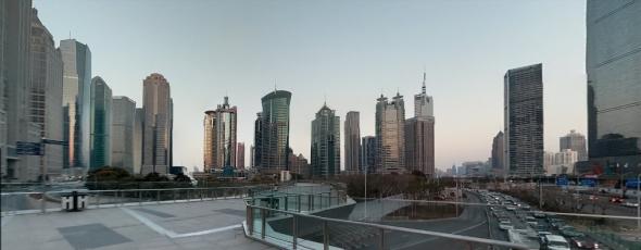 שנגחאי, מרכז העסקים, לוג'יאזוי, מקום 12 ביוקר המשרדים