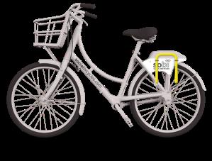 Social Bicycles - אופניים להשכרה ללא תחנות עגינה