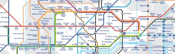 התחתית של לונדון