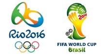 ברזיל- מונדיאל ב-2014 ואולימפיאדה ב-2016