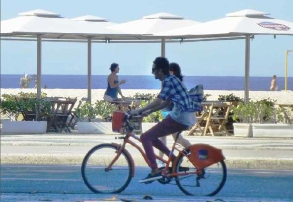 השכרת אופניים בריו דה ז'ניירו