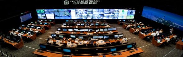 מרכז התפעול של ריו דה זניירו
