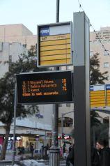 שילוט אלקטרוני בירושלים