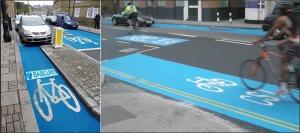 נתיבי אופניים בלונדון - ביטחון או אשלייה?