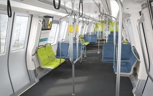 עיצוב מחדש לרכבת של סן פרנסיסקו