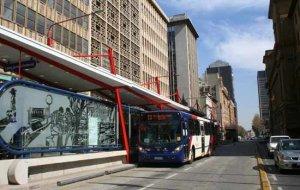 ה-BRT של יוהנסבורג
