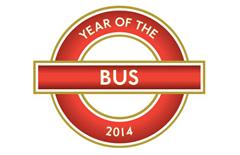 שנת האוטובוס בלונדון