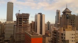 קוריטיבה - הערים במדינות המתפתחות צומחות במהירות