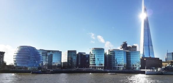 לונדון עיר גלובלית