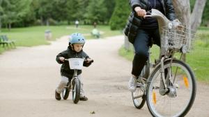 שיתוף אופניים בפריז. מתחילים מוקדם