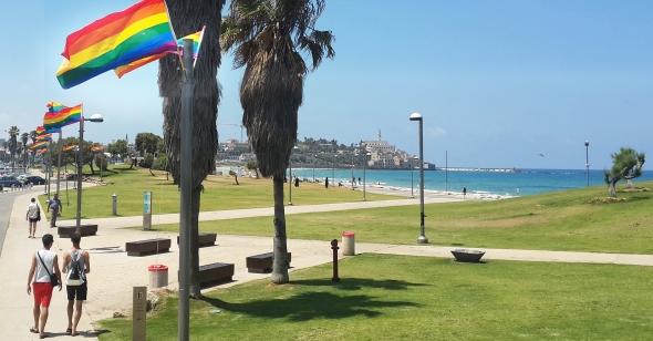 בתל אביב אין כל ספק – שבוע הגאווה מורגש יותר מכל אירוע אחר