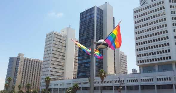 שבוע הגאווה בתל אביב