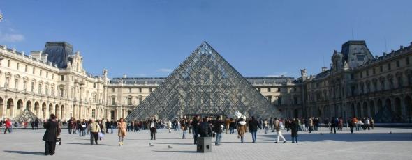 הלובר, פריז - המוזיאון עם מספר המבקרים הגבוה ביותר