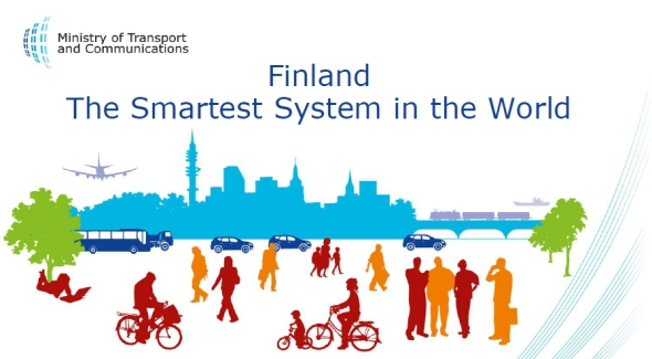 פינלנד - מערכת התחבורה החכמה בעולם