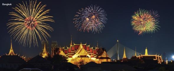 בנגקוק - כבר לא יעד התיירות המוביל בעולם