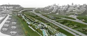 גזיאנטפ - העיר האקולוגית בטורקיה. הדמיה