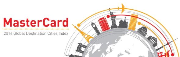 דירוג הערים המובילות במספר הנוסעים והוצאותיהן 2014