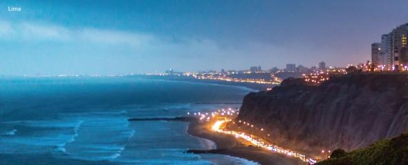 לימה - העיר המובילה במספר המבקרים באמריקה הלטינית
