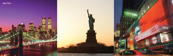 ניו יורק - יעד הנסיעות המוביל בצפון אמריקה