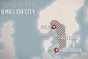 עיר ה-8 מיליון בסקנדינביה