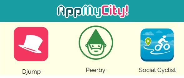 תחרות אפליקציות עירוניות