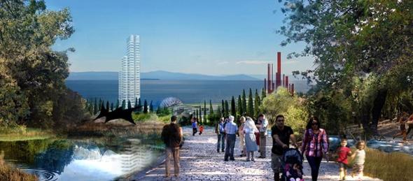 פארק הליניקון אתונה