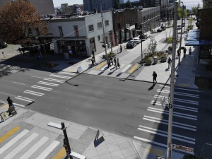 רחוב ארגייל, שיקגו, שיהפוך למרחב משותף