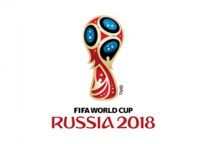 לוגו משחקי גביע העולם רוסיה 2018