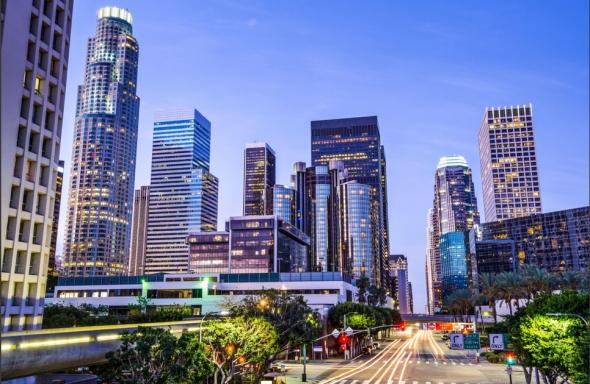 לוס אנג'לס - מותג העיר העוצמתי בעולם