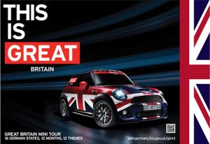 קמפיין מיתוג בריטניה