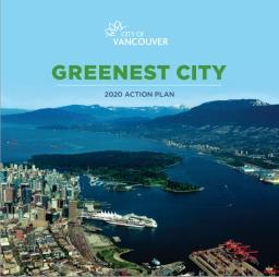 תכנית ונקובר 2020 - העיר הירוקה בעולם
