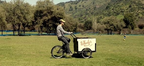 בית קפה על גלגלים