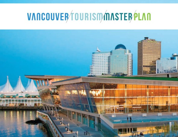 תכנית אב לתיירות וונקובר