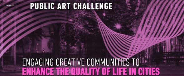 אתגר האמנות של בלומברג