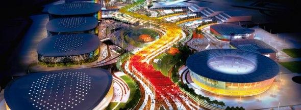 הפארק האולימפי ריו 2016