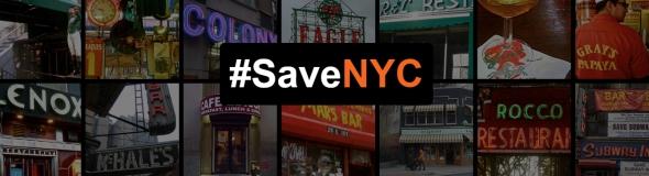 SAVE NYC