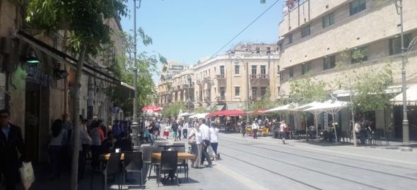 רחוב יפו. ירושלים