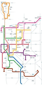 מפת הרכבת הקלה - מתי בדיוק זה קורה?..