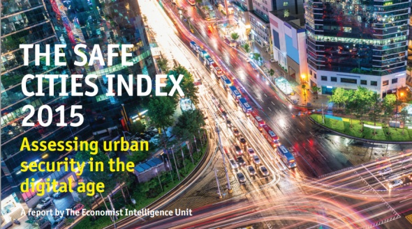 הערים הבטוחות בעולם 2015