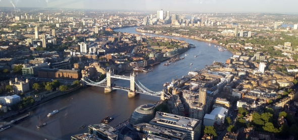 לונדון - העיר המושכת הכי הרבה מבקרים