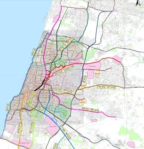 רשת אוטוסטרדות האופניים של גוש דן