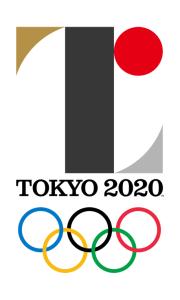 לוגו טוקיו 2020