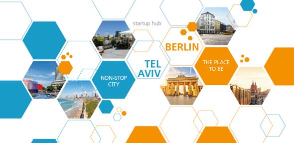 תל אביב וברלין משתפות פעולה