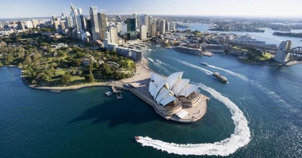 סידני - העיר עם המותג החזק בעולם